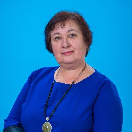 Артюшина Наталия Серофимовна