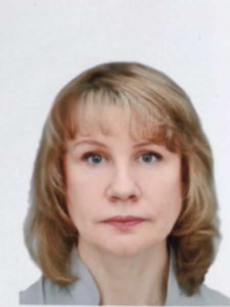 Крылова Галина